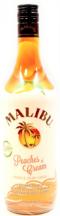 Malibu Rum Peaches N' Cream 1.00l